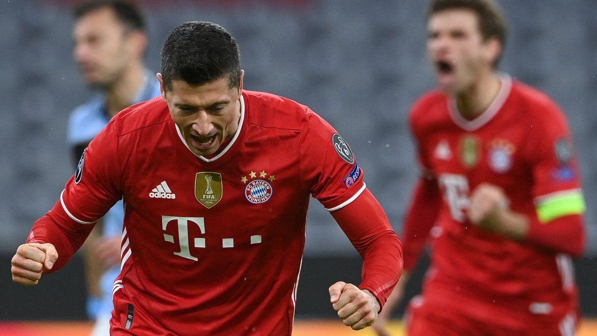 Champions: Bayern y Chelsea completan los clasificados a cuartos de final