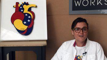 El 7 de marzo los corazones de Rayma, que buscan unificar a los venezolanos en un mismo latido, serán entregados a personas que han sido incondicionales a la causa de la libertad en Venezuela, dice Rayma.