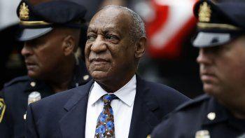En esta fotografía de archivo del 24 de septiembre de 2018, Bill Cosby llega a su audiencia de sentencia en la Corte del Condado de Montgomery en Norristown, Pennsylvania. La Corte Suprema de Pensilvania revisa la condena por abuso sexual del actor y comediante.