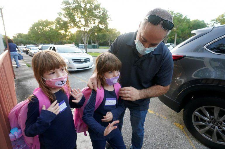 Anthony Sacco deja a sus hijas Angelina