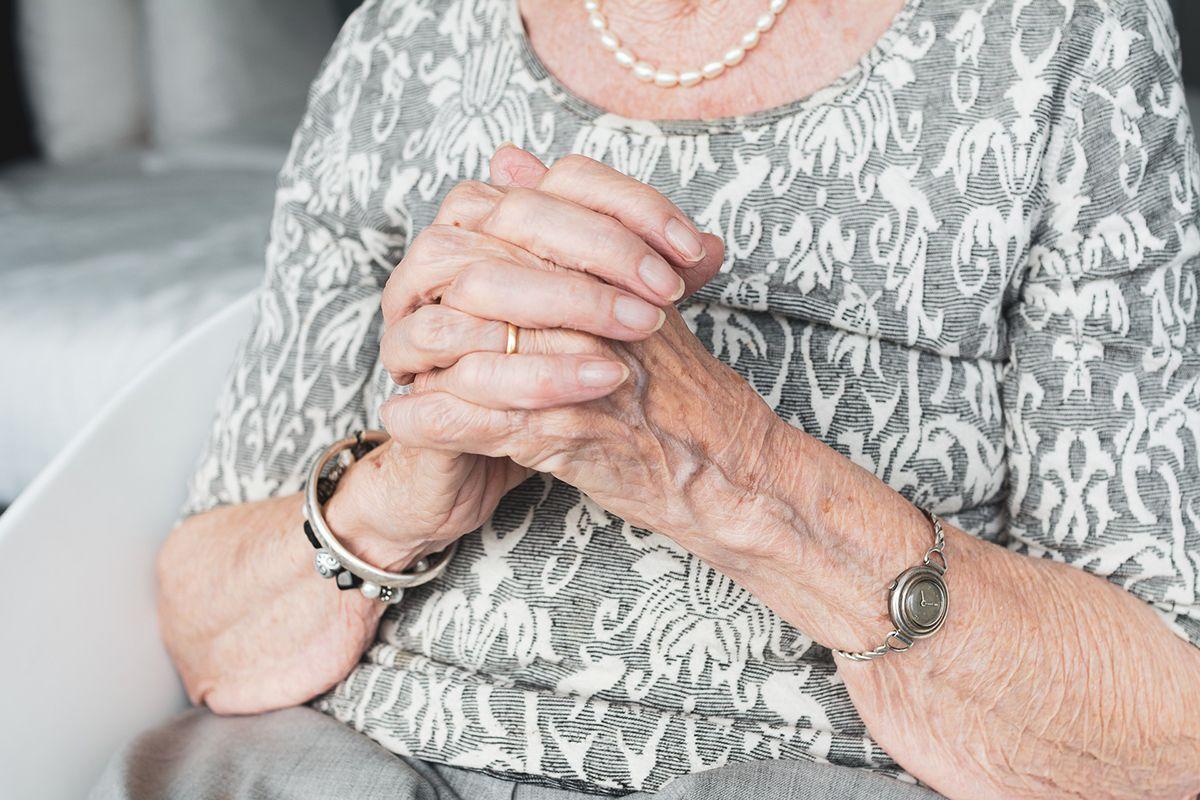 Los hogares para la tercera edad cuentan con estrictas reglas sanitarias contra el COVID.