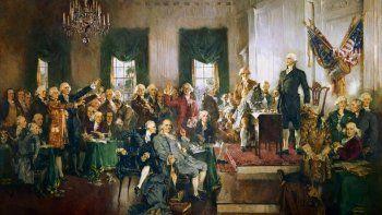 """George Washington es considerado el """"Padre de la patria"""", fue un célebre general, granjero, emprendedor y el primer presidente de los Estados Unidos."""