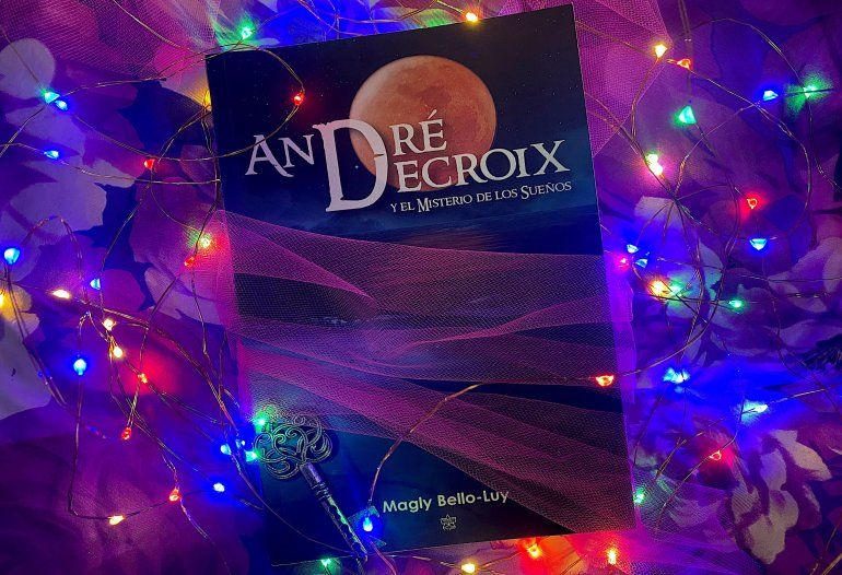 Portada del libro André Decroix y el misterio de los sueños