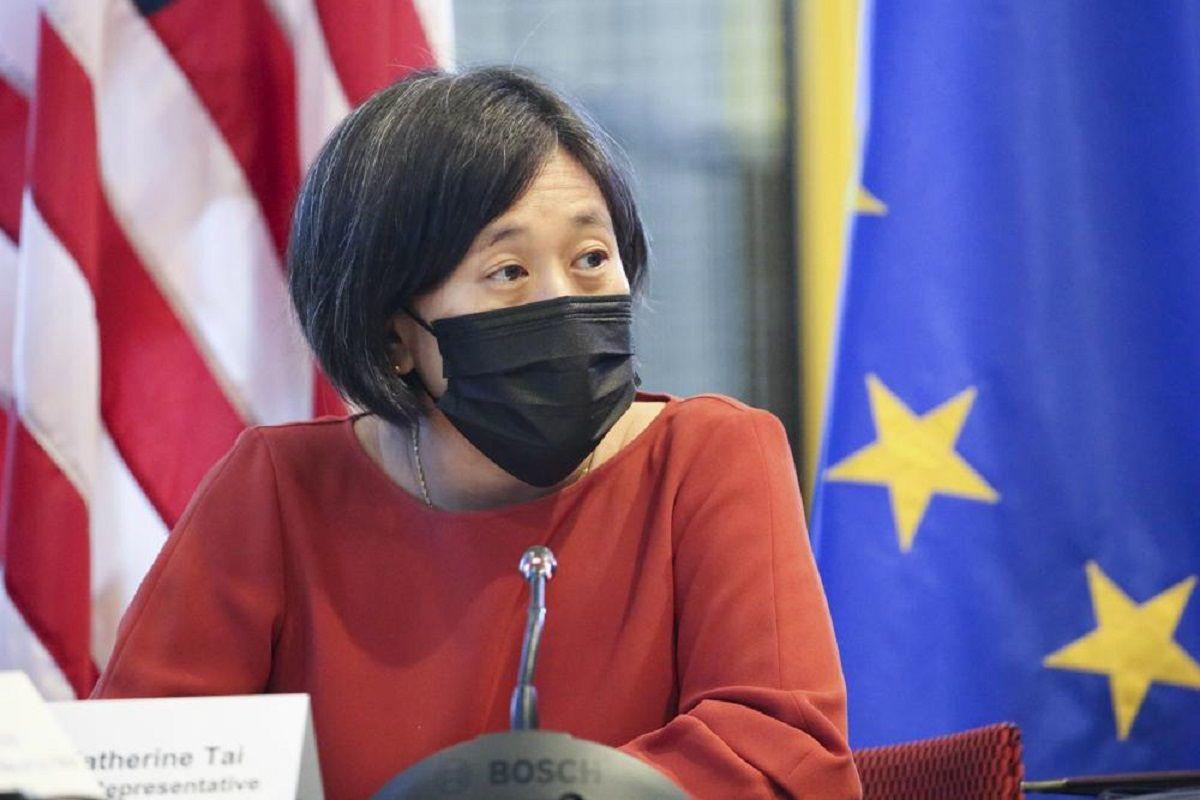 La representante comercial de Estados Unidos (USTR), Katherine Tai, sostuvo conversaciones con el viceprimer ministro chino, Liu He