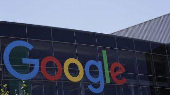 En imagen de archivo del 19 de julio de 2016, la sede de Google en Mountain View, California. Google anuncia el jueves 9 de julio de 2020 que instalará su primer centro de operaciones de EEUU, en el noroeste de Mississippi.