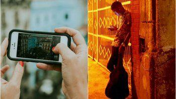 Con la presencia cada vez mayor de teléfonos inteligentes en Cuba, tomar fotos, grabar videos o audios, se hace cada vez más común entre periodistas y ciudadanos que denuncian la realidad de la isla y difunden información a través de las redes sociales.