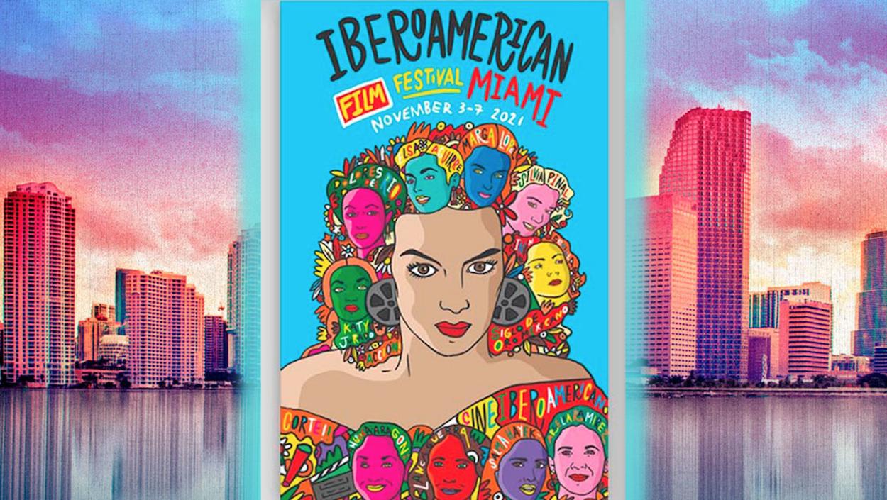 El Ibero-American Film Festival Miami llega a su cuarta edición, del 3 al 7 de noviembre de 2021.