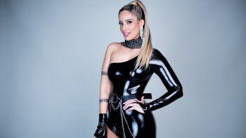 La modelo y presentadora boricua Aleyda Ortiz conforma el elenco de Mira Quien Baila All Stars, de Univision, que llega a su fin este domingo 18 de abril.