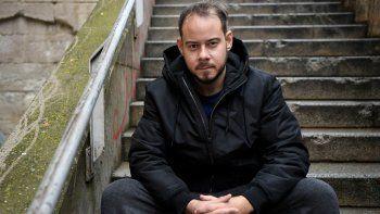 El rapero catalán Pablo Hasel. La justicia española informó este jueves, 18 de febrero, de una nueva condena de prisión contra el artista español.
