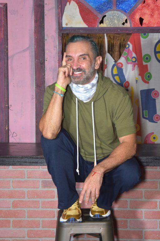 El coreógrafo venezolano Antonio Drija.