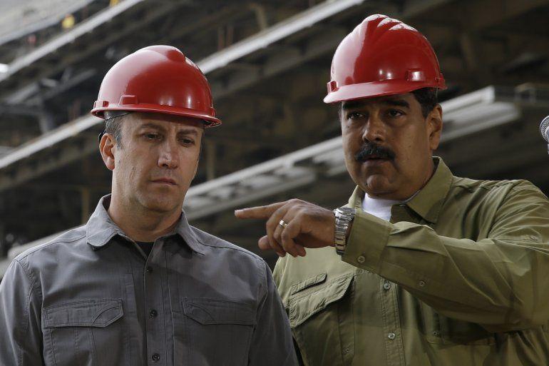 En esta foto de archivo del 19 de mayo de 2018 se ve al presidente venezolano Nicolás Maduro
