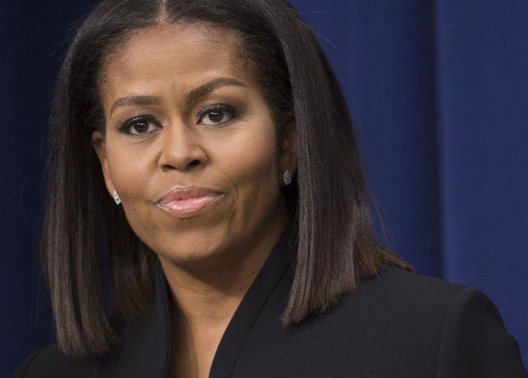 La exprimera dama Michelle Obama hizo un video en favor del candidato demócrata Joe Biden y atacó al presidente Donald Trump con calificativos de racista