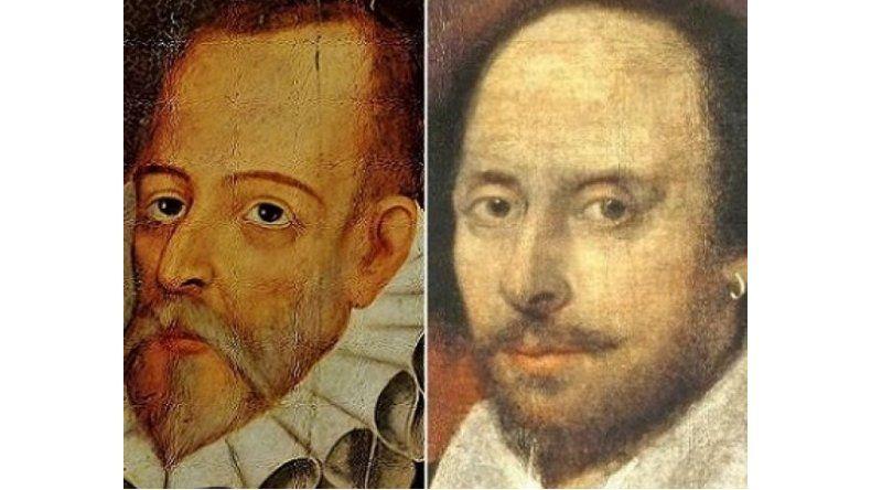 Cervantes Y Shakespeare Comparten Aniversario Y Algo Más