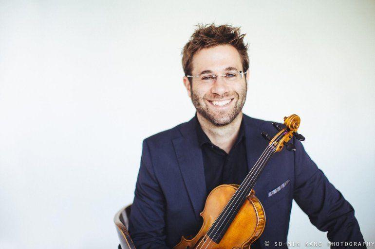 Profesor de violín en Portland State University