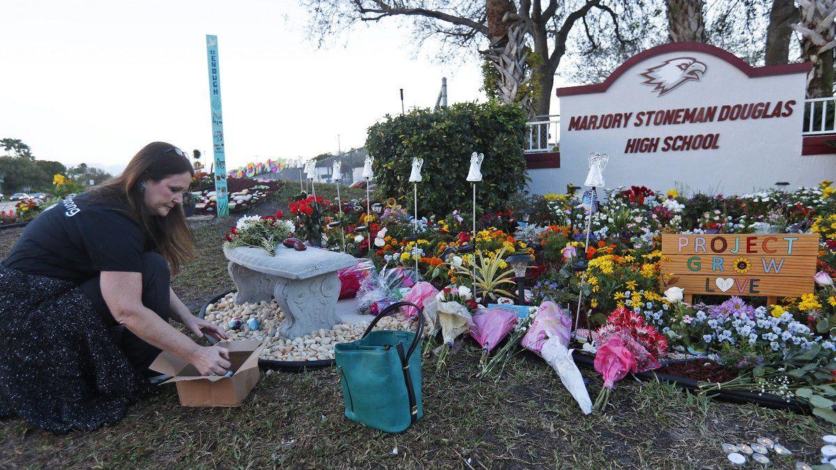 Image result for victimas escuela secundaria Marjory Stoneman Douglas