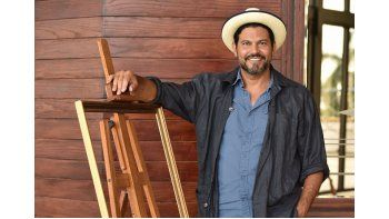 """""""Busco la manera de que cuando hago algo sea algo de lo cual me enamore, que me haga sentir vivo, expresó el actor cubano Francisco Gattorno. (ÁLVARO MATA)"""