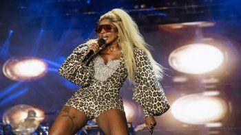 Mary J. Blige canta en el festival Essence en Nueva Orleáns el 6 de julio de 2019. Blige fue nominada el miércoles al Salón de la Fama del Rock and Roll. Los agasajados de 2021 se anunciarán en mayo.