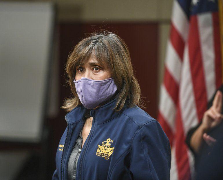 La directora de salud para el COVID-19 del estado de Washington