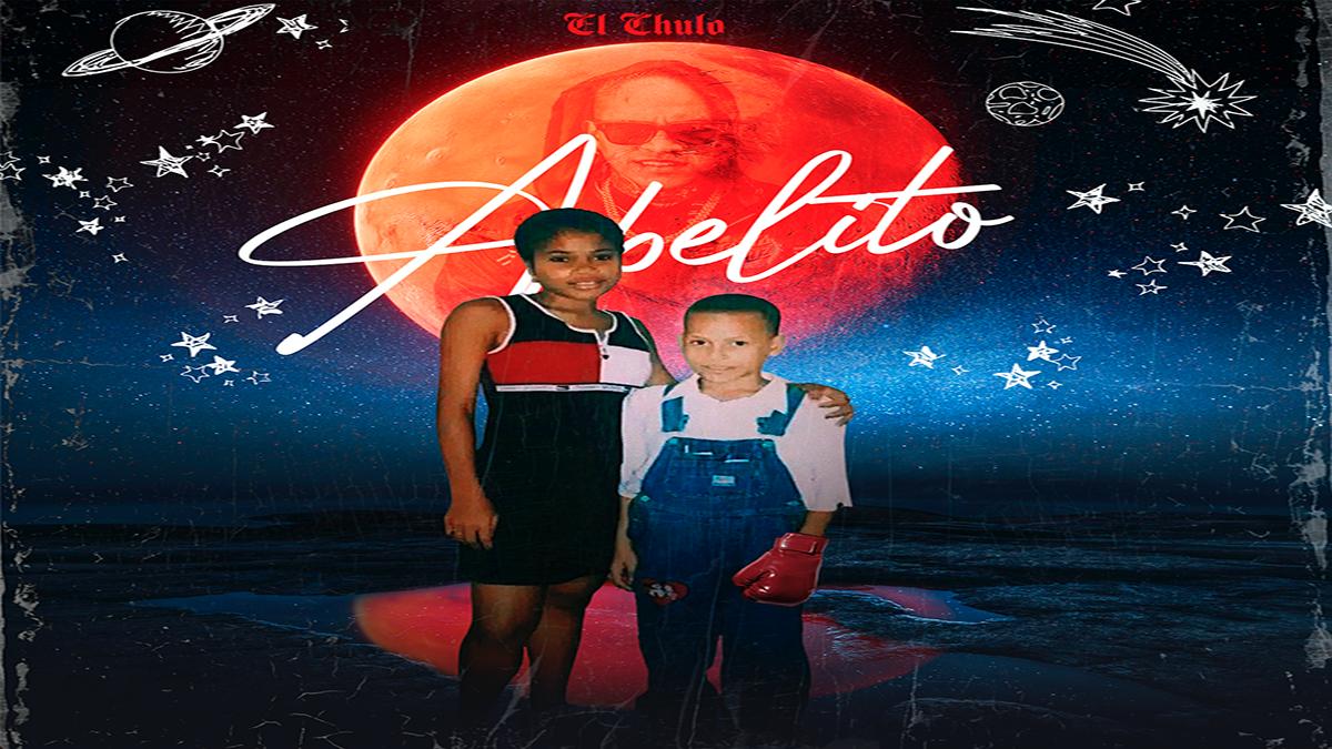 Cubano El Chulo presenta el nuevo álbum Abelito.