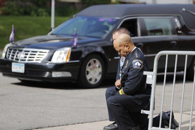 Agentes de la policía