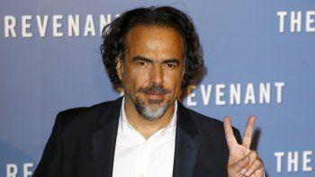 """En esta fotografía de archivo del 18 de enero de 2016 el director mexicano Alejandro González Iñárritu posa durante una sesión de la película The Revenant en París, Francia. González Iñárritu participará en el especial benéfico """"Se agradece"""" de Televisa el 30 de mayo de 2020."""