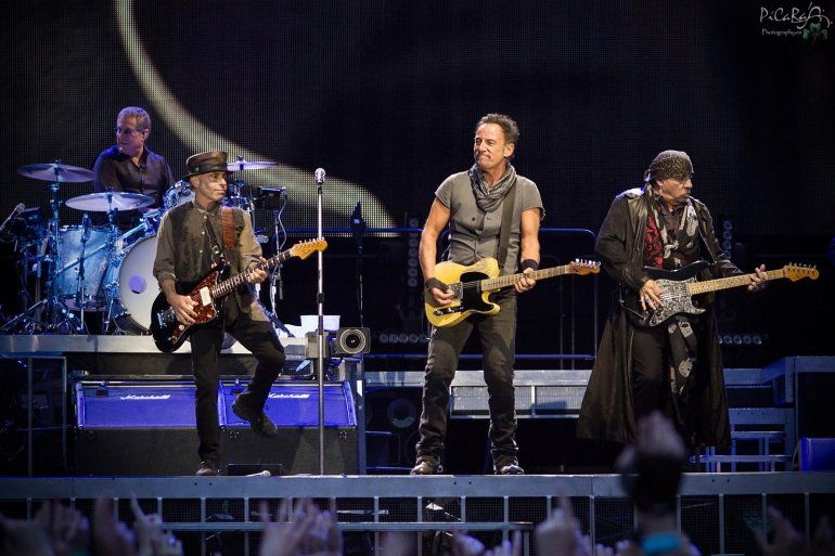 Bruce Springsteen Graba Nuevo álbum Al Fin Con The E Street Band