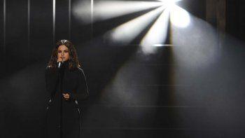 La cantante, compositora, actriz y productora de televisión Selena Gómez. De cara a los Latin Grammy 2020, la Academia Latina de la Grabación le otorgó el premio Ladies of Entertainment.