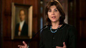 El Gobierno colombiano, encabezado por la canciller Marái Holguín, manifestó este lunes su sorpresa al jefe de la Misión Especial de la ONU, Jean Arnault.