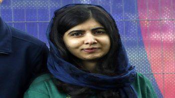 Malala Yousafzai, ganadora paquistaní del Premio Nobel de la Paz, asiste a la fiesta inaugural de la Copa Mundial de Cricket el 29 de mayo de 2019 en Londres. Yousafzai anunció el lunes una sociedad con Apple para desarrollar programas de drama, documentales, comedias, animación y series para niños.