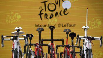 El Tour de Francia también sufrió los efectos de la pandemia y tuvo que ser reprogramada, por lo que iniciará el 29 de agosto y concluirá el 22 de septiembre
