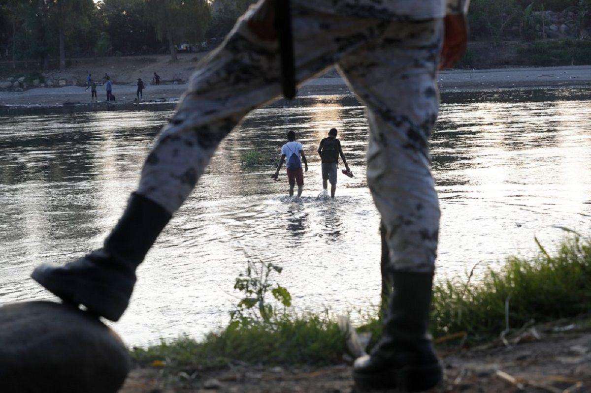 México intercepta casi 2.000 migrantes irregulares en un solo día