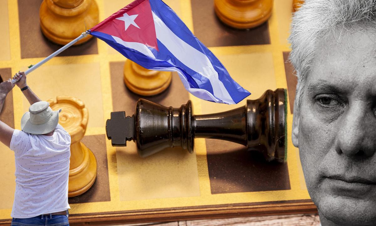 Convocatoria en Cuba pone en jaque al régimen