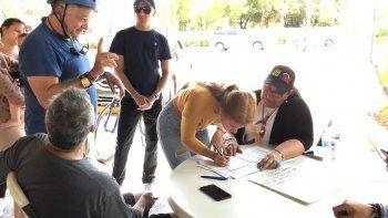 Venezolanos en el exilio firman una carta para apoyar desde la diáspora al movimiento liderado por Juan Guaidó, presidente encargado de Venezuela, que busca recuperar la libertad y la democracia en la nación caribeña.