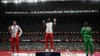 Pichardo regala a Portugal un oro con acento cubano