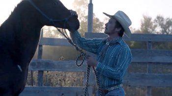 La cinta, dirigida por Chloé Zhao, cuenta la historia de un joven cowboy que resulta gravemente herido durante un rodeo, hecho que le hace precipitarse en una crisis vital.