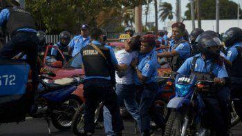 La Policía de Nicaragua ha sido señalada de abusos a los derechos humanos. Según la CIDH, 328 murieron tras la represión del gobierno contra las manifestaciones que surgieron en abril de 2018.