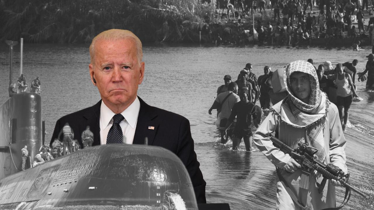 Afganistán, submarinos, pandemia, refugiados: Biden, una crisis tras otra