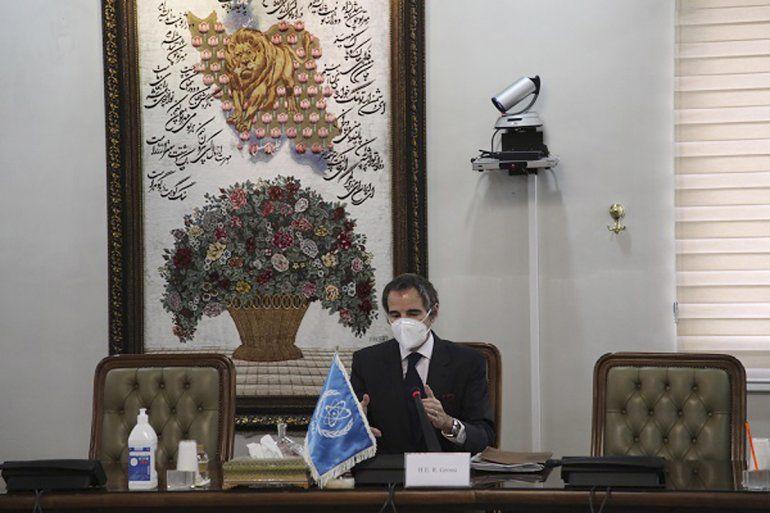 El director general del Organismo Internacional de Energía Atómica