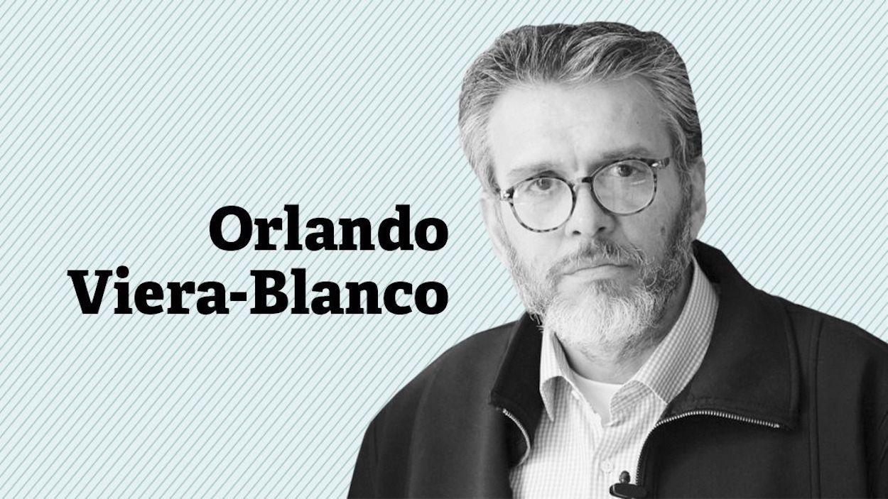 El embajador de Venezuela en Canadá, Orlando Viera Blanco.