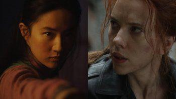 Disney dejó claro que algunos de sus proyectos estrella como Mulán o Black Widow se podrán ver en la gran pantalla tras la pandemia de coronavirus