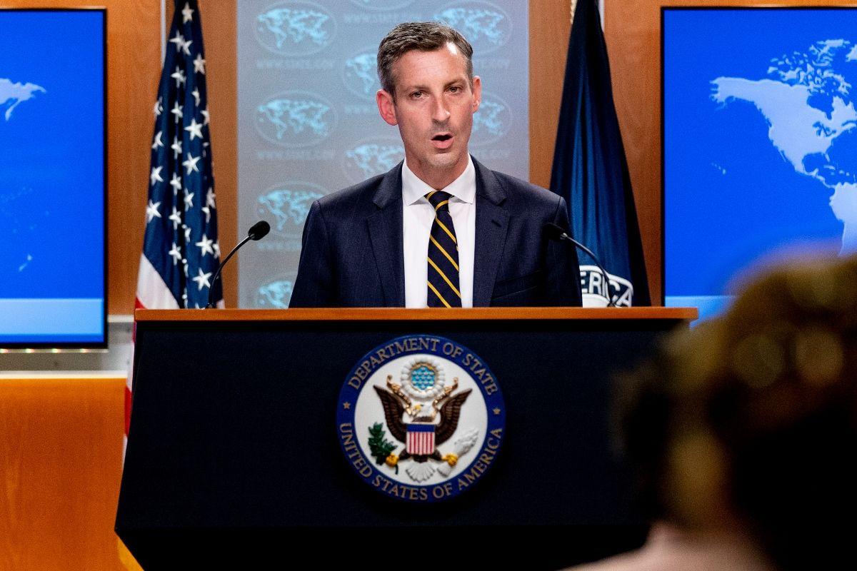 El portavoz de la diplomacia estadounidense pidió la liberación inmediata de todos ellos, tras denunciar detenciones arbitrarias, desapariciones y juicio sumarios.