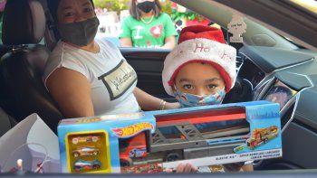 Amigos For Kids, la organización sin fines de lucro con sede en Miami dedicada a prevenir el abuso y la negligencia infantil, lleva a cabo su recaudación anual de juguetes por la temporada festiva hasta mañana 13 de diciembre.