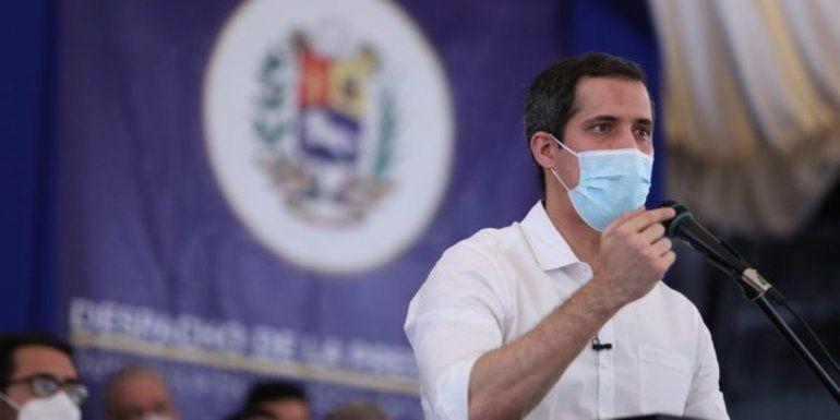 Guaidó: Tarek William Saab reconoció violación a DDHH en Venezuela