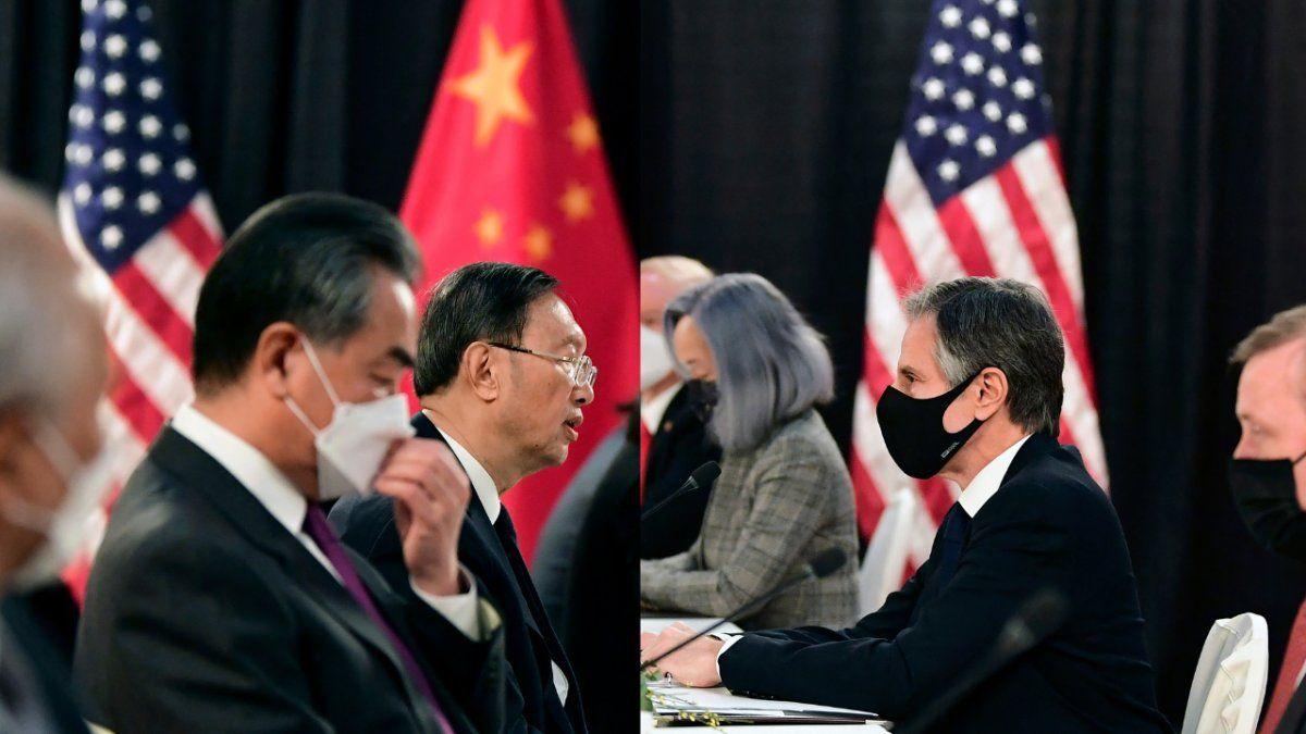 EEUU y China se enfrentan en primera disputa de la era Biden