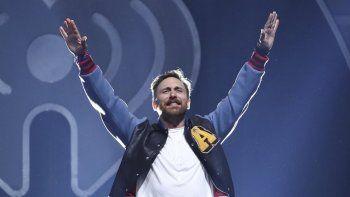 David Guetta el 22 de septiembre de 2017 durante su presentación en el iHeartRadio Music Festival, realizado en Las Vegas. El artista apuesta por conciertos en livestream.