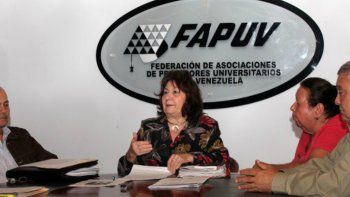 La Fapuv denuncia una pulverización del salario de los docentes universitarios en medio de la crisis económica nacional, que alcanzó en mayo una inflación diaria de 2,4% según datos de la Asamblea Nacional.