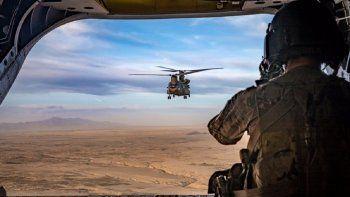 El Gobierno de Estados Unidos ha confirmado este viernes una reducción de los militares desplegados en Afganistán e Irak hasta llegar a los 2.500 en cada país.