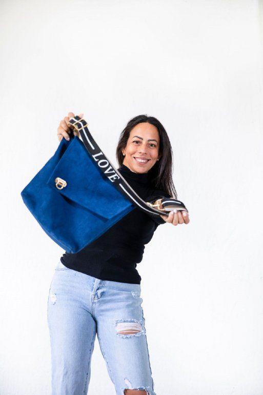 La Nena García ha creados diferentes modelos que ya marcan tendencia entre la comunidad latina de Miami.
