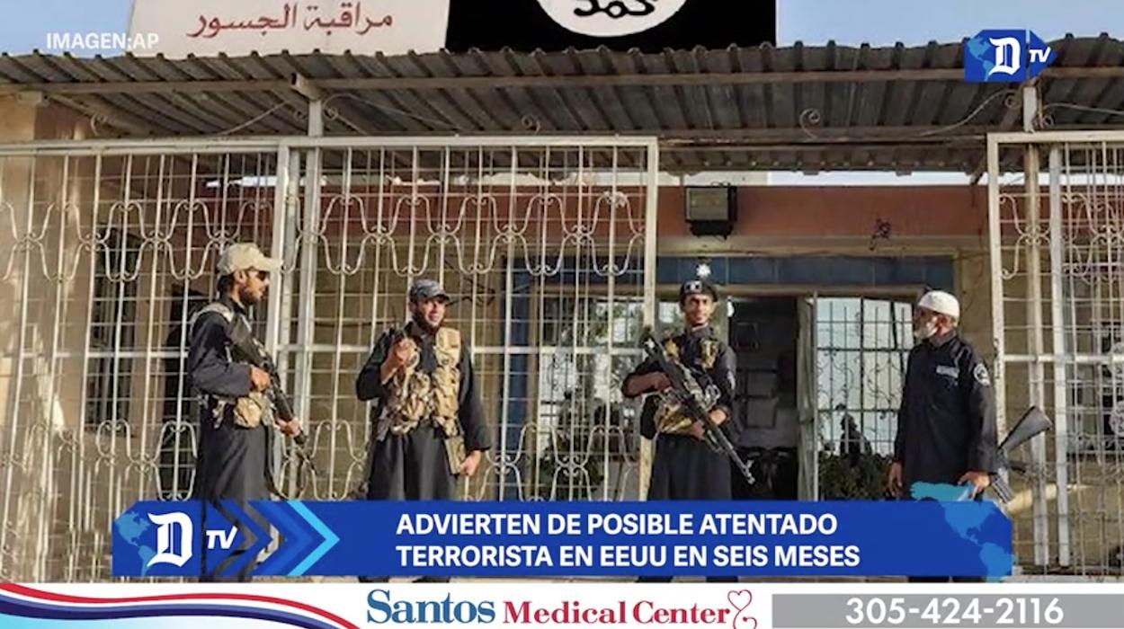 advierten de posible atentado terrorista en eeuu en seis meses