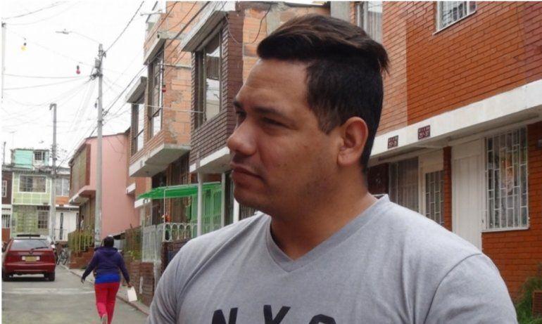 Alaín Perea el próximo 4 de febrero cumpliría tres años en la misión en Venezuela